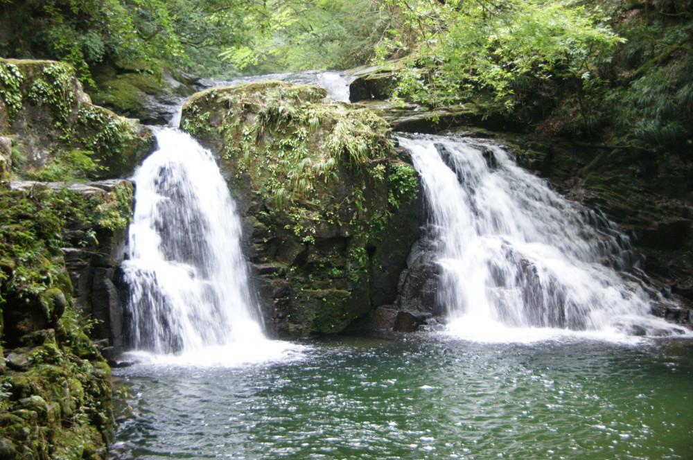 大好きな滝