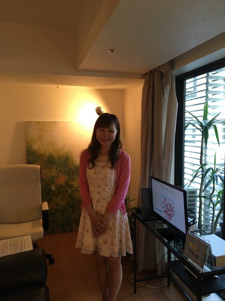 東京でサウンドスキャニングセラピー初体験!