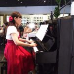松田聖子ちゃんの曲を演奏しました♪