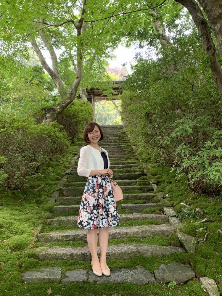 阿紀神社~大願寺