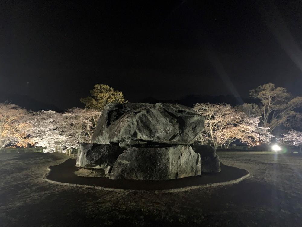 奈良石舞台