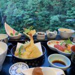温泉と食事
